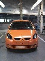 afbeelding 5: Mitsubishi in Born | 9000 Webasto daken