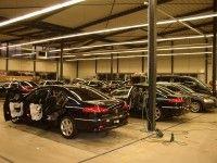 afbeelding 1: Peugeots voor defensie | Laminaat (folie) plakken voor de overheid