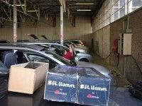 afbeelding 3: Peugeots voor defensie | Laminaat (folie) plakken voor de overheid